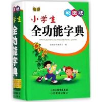 彩图版小学生全功能字典(精)
