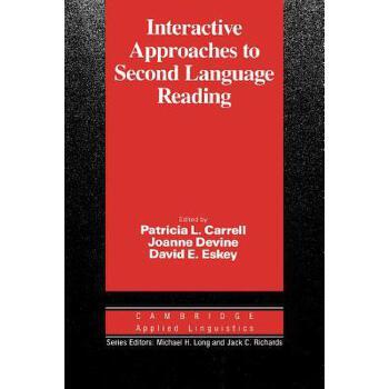 【预订】Interactive Approaches to Second Language Reading 预订商品,需要1-3个月发货,非质量问题不接受退换货。