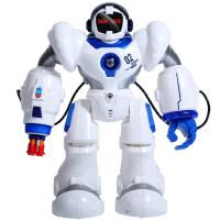 智能机器人儿童早教对话遥控语音编程电动高科技跳舞男孩玩具小胖