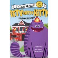 Itty Bitty Kitty: Firehouse Fun [4-8岁]