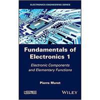 【预订】Fundamentals Of Electronics 1: Electronic Components And