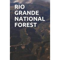 【预订】Rio Grande National Forest: Blank Lined Journal for Cal