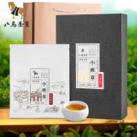 八马茶业 普洱生茶小班章简易袋装普洱礼盒装*茶叶300克