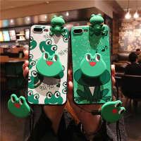 可爱小青蛙VIVOX27手机壳步步高x23幻彩版卡通x9splus硅胶x20软边x21全包保护套闺蜜