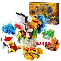猪猪侠之五灵守卫者 炫变勇士铁拳虎 儿童变形机器人五灵卫玩具 炫变勇士铁拳虎 儿童变形机器人五灵卫玩具