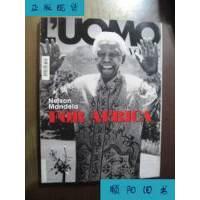 【二手旧书9成新】VOGUE L'UOMO 男装杂志 NOVEMBRE 2008