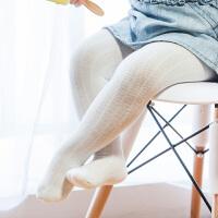 春夏秋季女小童连裤袜女宝宝连体袜子婴儿棉打底裤袜大PP裤