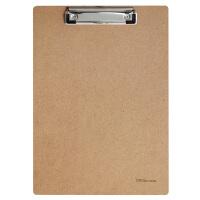 木质板夹A4写字板书板夹子文具文件板夹文件夹