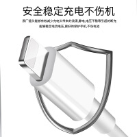iPhone数据线充电器X单头6s适用苹果8plus手机pd快充11pro闪充MFI认证max加长2米7p原装正品ear