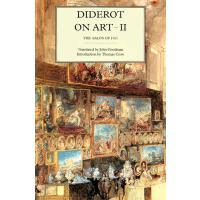 【预订】Diderot on Art, Volume II: The Salon of 1767 9780300062