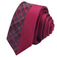 男士窄领带 商务正装 结婚 礼盒包装