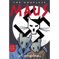【现货】英文原版 Maus: A Survivor's Tale 鼠族 普利策奖 获奖漫画作品 我父亲的泣血史我自己的