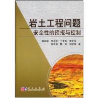 岩士工程问题安全性的预报与控制