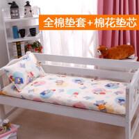 全棉幼儿园床褥子春夏垫子小床垫被纯棉垫婴儿床垫儿童床褥可拆洗