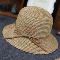 夏季�和�帽子女童�n��小孩沙�┎菝卑俅罘�裾陉�帽公主�n版�O夫帽 �\ 咖