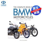 现货英文原版 宝马摩托车全集指南:1923年以来的每一款车型 精装艺术书 The Complete Book of BM