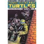 【预订】Teenage Mutant Ninja Turtles Volume 9: Monsters, Misfit