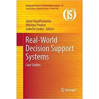 【预订】Real-World Decision Support Systems: Case Studies (Soft