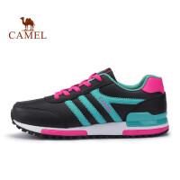 【每满100减50】骆驼牌 户外女款运动跑鞋 透气防滑运动鞋女跑步鞋