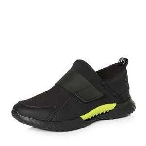 Teenmix/天美意2018春专柜同款街头风舒适平跟男休闲鞋BHQ23AM8