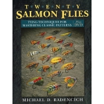 【预订】Twenty Salmon Flies: Tying Techniques for Mastering the