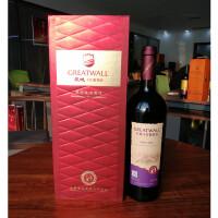 长城海岸品丽珠/赤霞珠干红葡萄酒