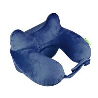 自动充气护脖子颈椎枕飞机靠枕旅游便携U抱枕旅行枕头