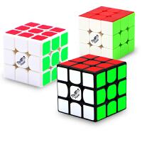 初学者速拧魔方三阶顺滑比赛专用磁力魔方玩具