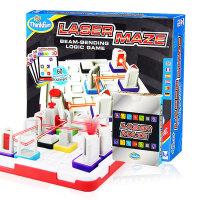 美国thinkfun镭射迷宫儿童玩具男孩7-9岁益智女孩智力游戏8