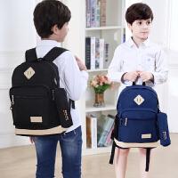双肩包小学生男孩1-3-4-6年级轻便减负护脊儿童6-12周岁男童书包