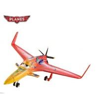 美泰飞机总动员2合金模型男孩玩具尘土7号将军威风船长德斯奇 抖音