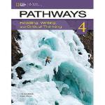【预订】Pathways 4: Reading, Writing, and Critical Thinking