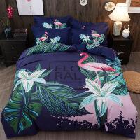 新品炫耀水星中国风床上四件套民族风复古风1.8m床单被套古典