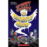 ELT Readers:The Graffiti Ghost Audio Pack (Scholastic Reade