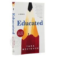 你当像鸟飞往你的山(教育之谜) 英文原版 Educated受教 回忆录 教育改变人生 比尔盖茨推荐书籍 国外励志文学
