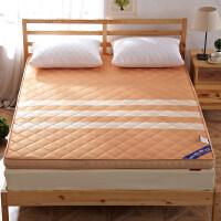 榻榻米床垫1.2米折叠1.8m床单双人学生1.5m床褥子海绵垫床上用品