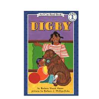 英文原版 Digby (I Can Read, Level1)年老的迪哥比 [平装]