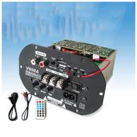 6寸8寸10寸大功率12V220V蓝牙功放板汽车载低音炮音响主板线路板