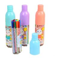 儿童彩色画画笔 水彩笔画笔套装 12 18 24色幼儿园小学生奖品文具
