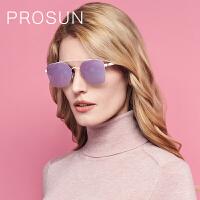 保圣太阳镜女百搭墨镜个性大框眼镜高清偏光镜潮暴龙太阳镜PS8015