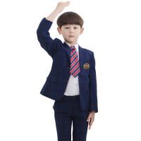 春秋冬装男童女童幼儿园园服学院英伦校服儿童班服演出小学生套装
