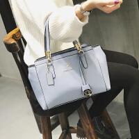 韩谷儿托特大包包新款女包同款大气杀手包单肩斜挎手提包 蓝色 包,限量版