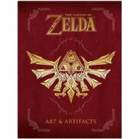 【现货】The Legend of Zelda: Art & Artifacts 塞尔达传说:艺术与器件设计 任天堂s