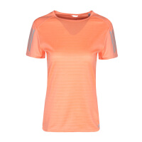Adidas阿迪达斯女装  2017新款女子跑步运动透气短袖T恤  BQ7963/BP7463  现