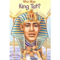 Who Was King Tut? 漫画名人传记:图特卡蒙法老 ISBN9780448443607