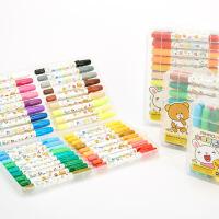 爱好油画棒36色可水洗儿童彩色蜡笔无毒 美术用品幼儿园学生