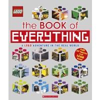 【预订】LEGO: The Book of Everything 9781407174587