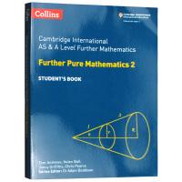 华研原版柯林斯剑桥国际进阶纯数学2 英语考试教材学生用书 英文原版进口书Collins AS and A Level F