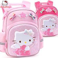 凯蒂猫书包3-6岁宝宝儿童幼儿园女童女孩小学生学前班大班背包