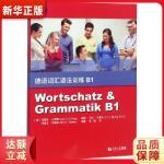 德语词汇语法训练B1 9787560885148 安娜丽・比利娜(Anneli Billina) 同济大学出版社 新华